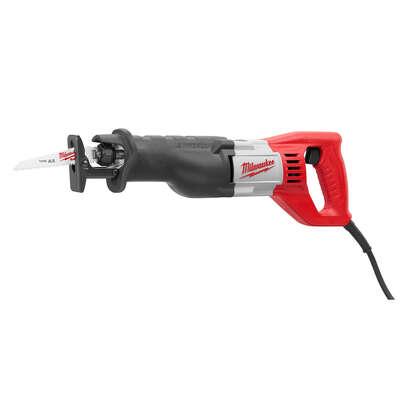 Milwaukee Sawzall 120 volt 12 amps Corded Brushed Reciprocating Saw