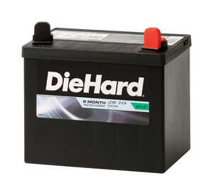 DieHard  Sealed 230 amps Lawn and Garden Battery