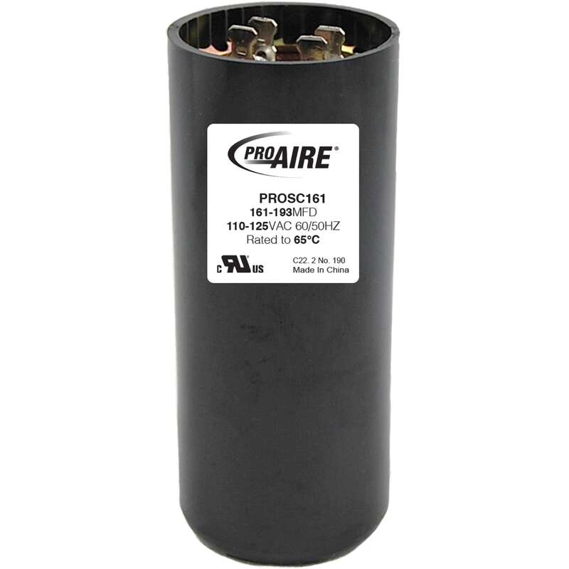 Perfect Aire  ProAire  161-193 MFD  Round Start Capacitor