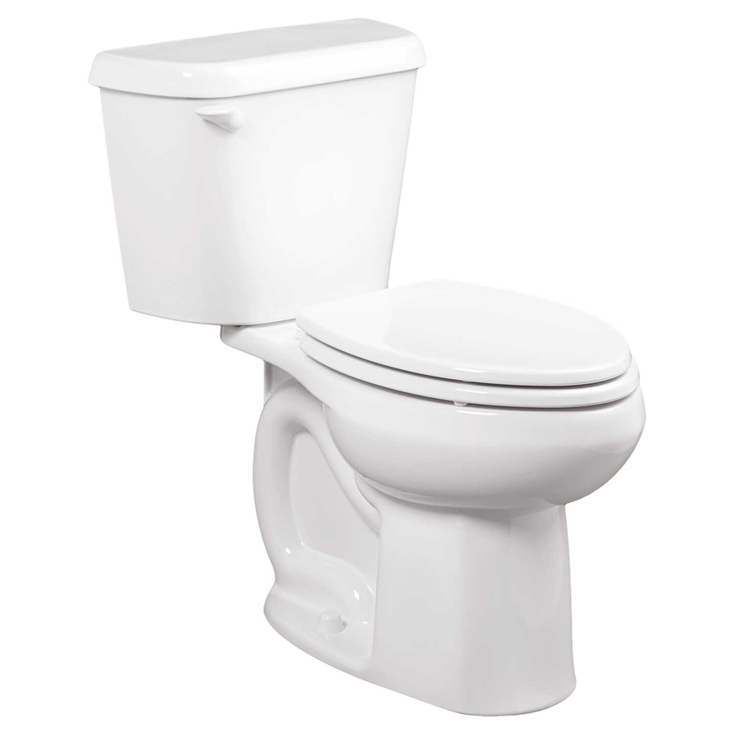 American Standard  Colony  Elongated  Complete Toilet  1.28  ADA Compliant White