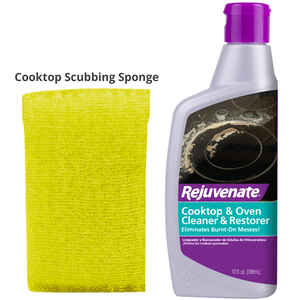 Rejuvenate  10  Cooktop Cleaner And Protectant