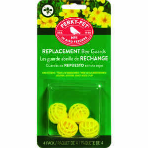 Perky-Pet  0.85 in. H x 0.85 in. W x 0.75 in. D Bee Guards