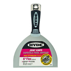 Hyde Stainless Steel Joint Knife 6 in. W x 8 in. L