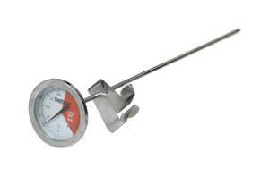 Bayou Classic  Stainless Steel  Grill Thermometer  3 in. H x 4 in. W x 16 in. L