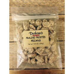 Durhams  Praline Frosted  Pecans  5.5  Bagged