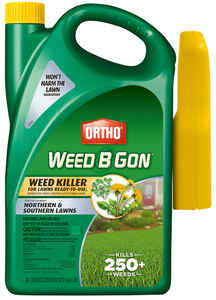 Ortho  RTU Liquid  Weed Killer  1 gal.