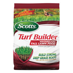 Scotts  Turf Builder Winterguard  All-Purpose  Lawn Food  For All Grasses 15000 sq. ft.
