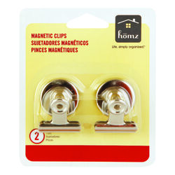 Homz Small Paper Clamps 2 pk