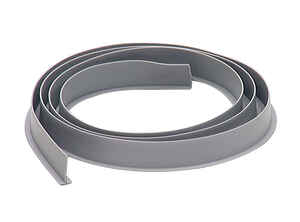 M-D Building Products  Gray  Vinyl  Replacement Weatherstrip  For Door Sweep 37 in. L x 1/2 in.