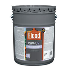 Flood  CWF-UV  Matte  Cedar  Water-Based  Wood Finish  5 gal.