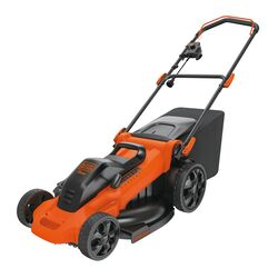 Black and Decker EdgeMax 20 in. 120 volt Electric Lawn Mower