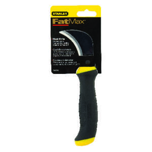 Stanley  FatMax  5-1/2 in. Fixed Blade  Hook Knife  1 pc. Yellow