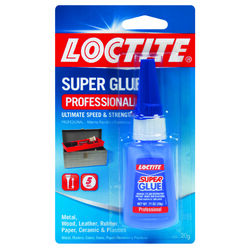 Loctite  Professional  High Strength  Liquid  Super Glue  0.71 oz.