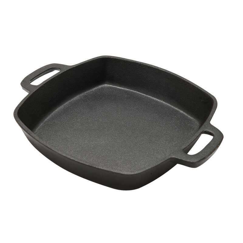 Grill Mark  Skillet  Cast Iron