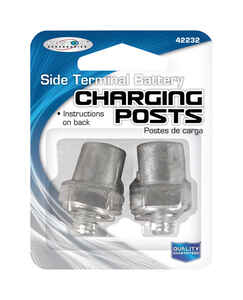 Custom Accessories  Side  Battery Charging Posts