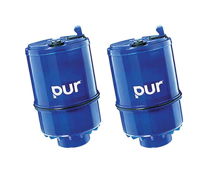 PUR  Mineral Clear  Drinking Water Filter  For Faucets 100 gal.