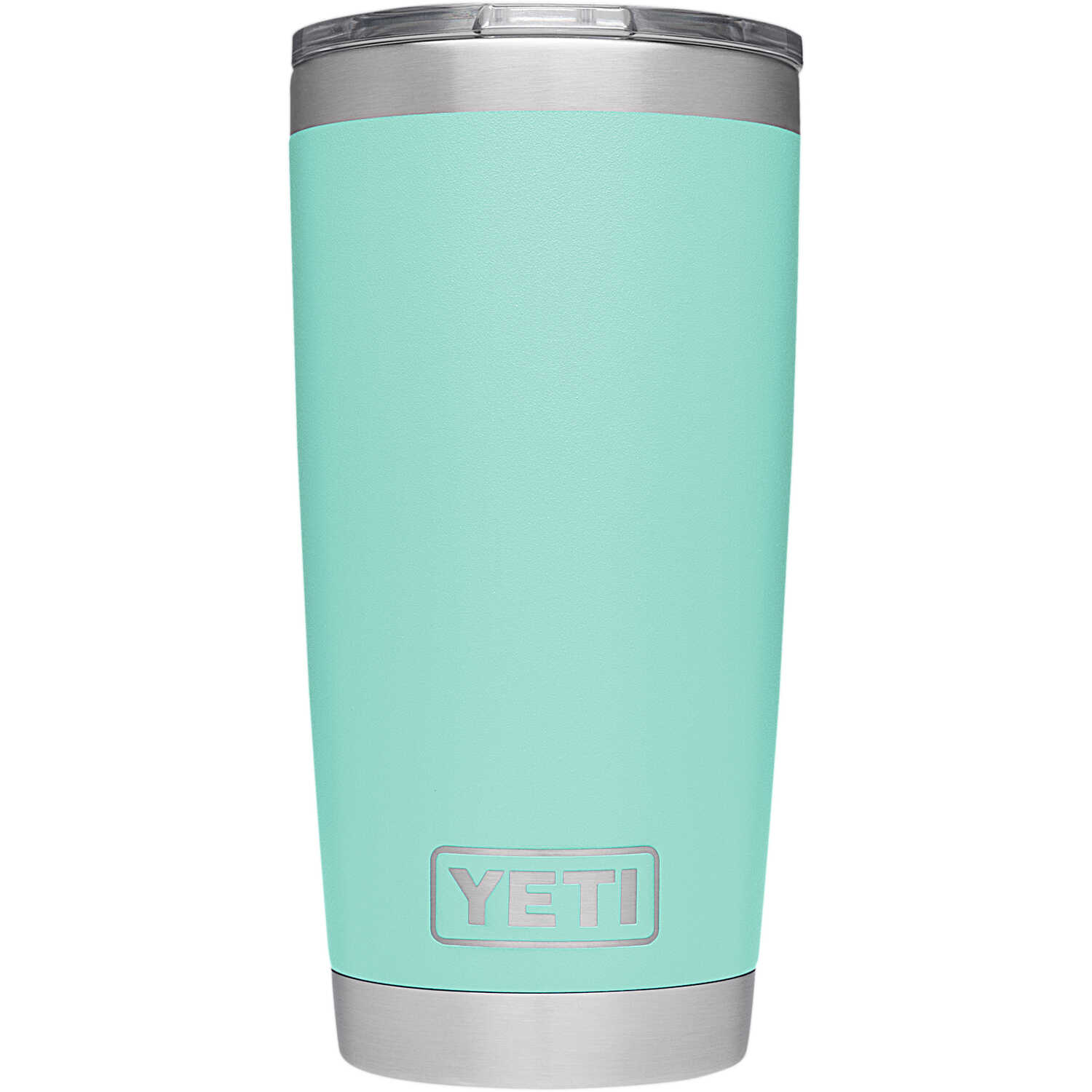 YETI  Rambler  Seafoam  Stainless Steel  Travel  Insulated Tumbler  BPA Free 20 oz.