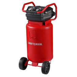 Craftsman  20 gal. Vertical  Portable Air Compressor  175 psi 1.8 hp