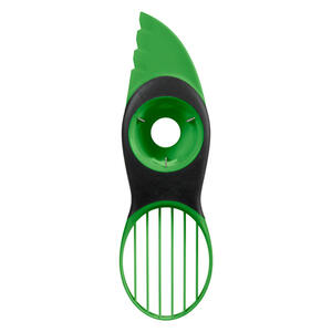OXO  Good Grips  2.25 in. W x 7.75 in. L Green  Plastic  Avocado Slicer