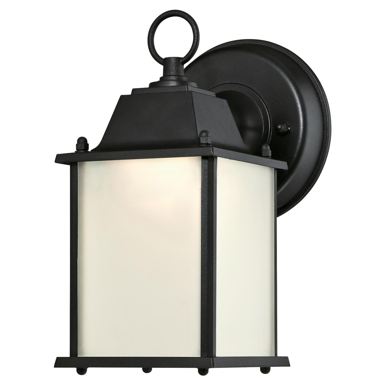 Westinghouse  Textured  Switch  LED  Lantern Fixture
