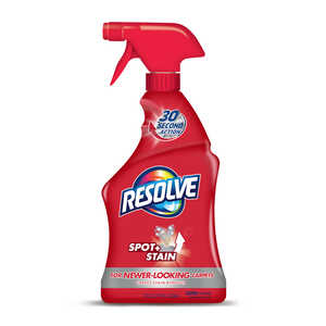 Resolve  Triple Oxi Advanced  No Scent Stain Remover  Foam  22 oz.
