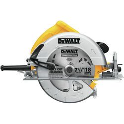 DeWalt 120 volt 15 amps 7-1/4 in. Corded Circular Saw