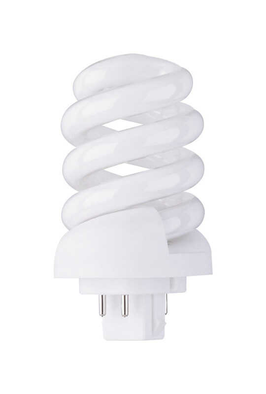 Westinghouse  13 watts 4 in. L Warm White  CFL Bulb  Spiral  900 lumens 1 pk