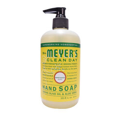 Mrs. Meyer's  Clean Day  12.5 oz. Liquid Hand Soap Honeysuckle Scent