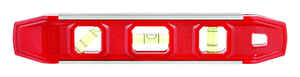Craftsman  9 in. Plastic  Torpedo  Level  3 vial