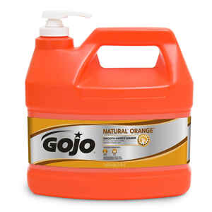 Gojo  Natural Orange Scent Hand Cleaner