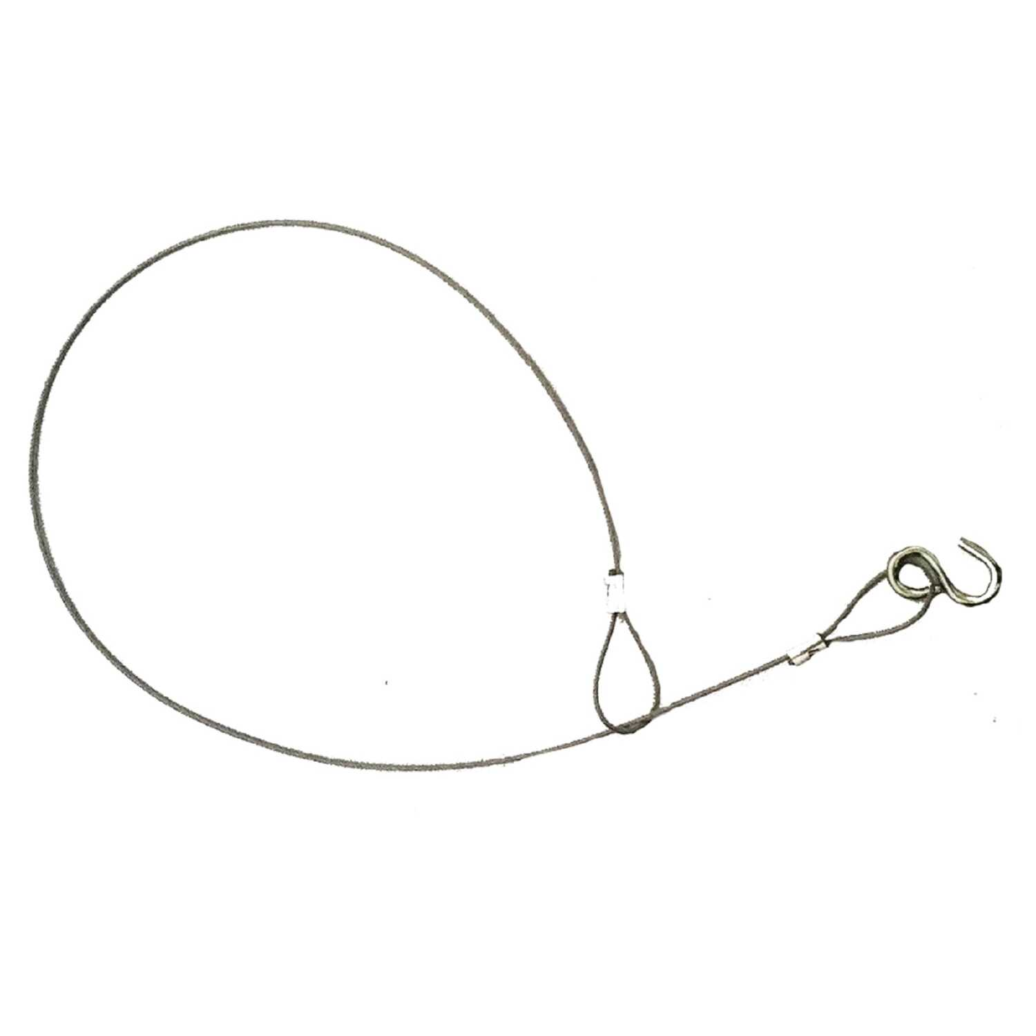 North States  32 in. H Feeder Cable and Hook