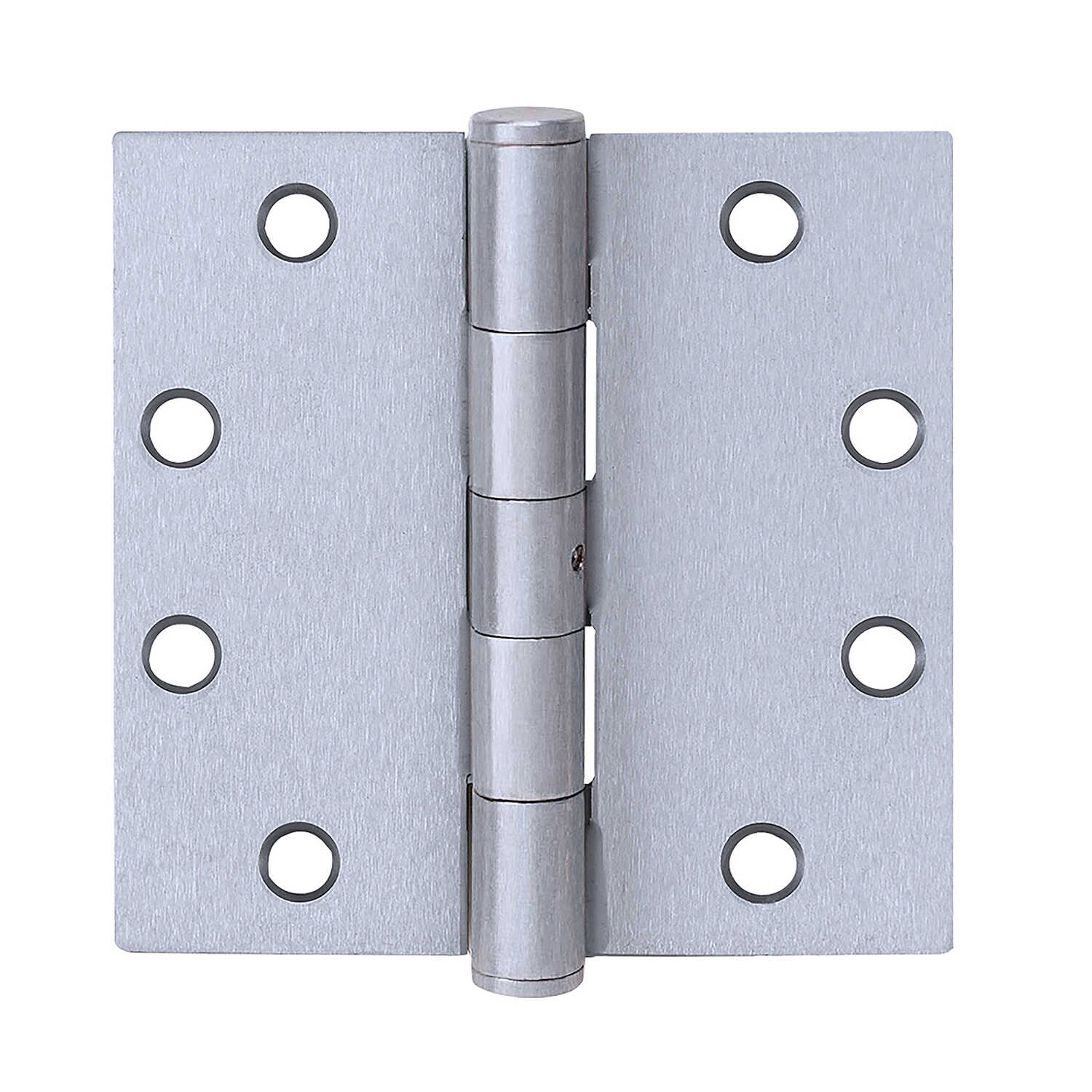 Tell  4 in. L Stainless Steel  Steel  Door Hinge  1 pk