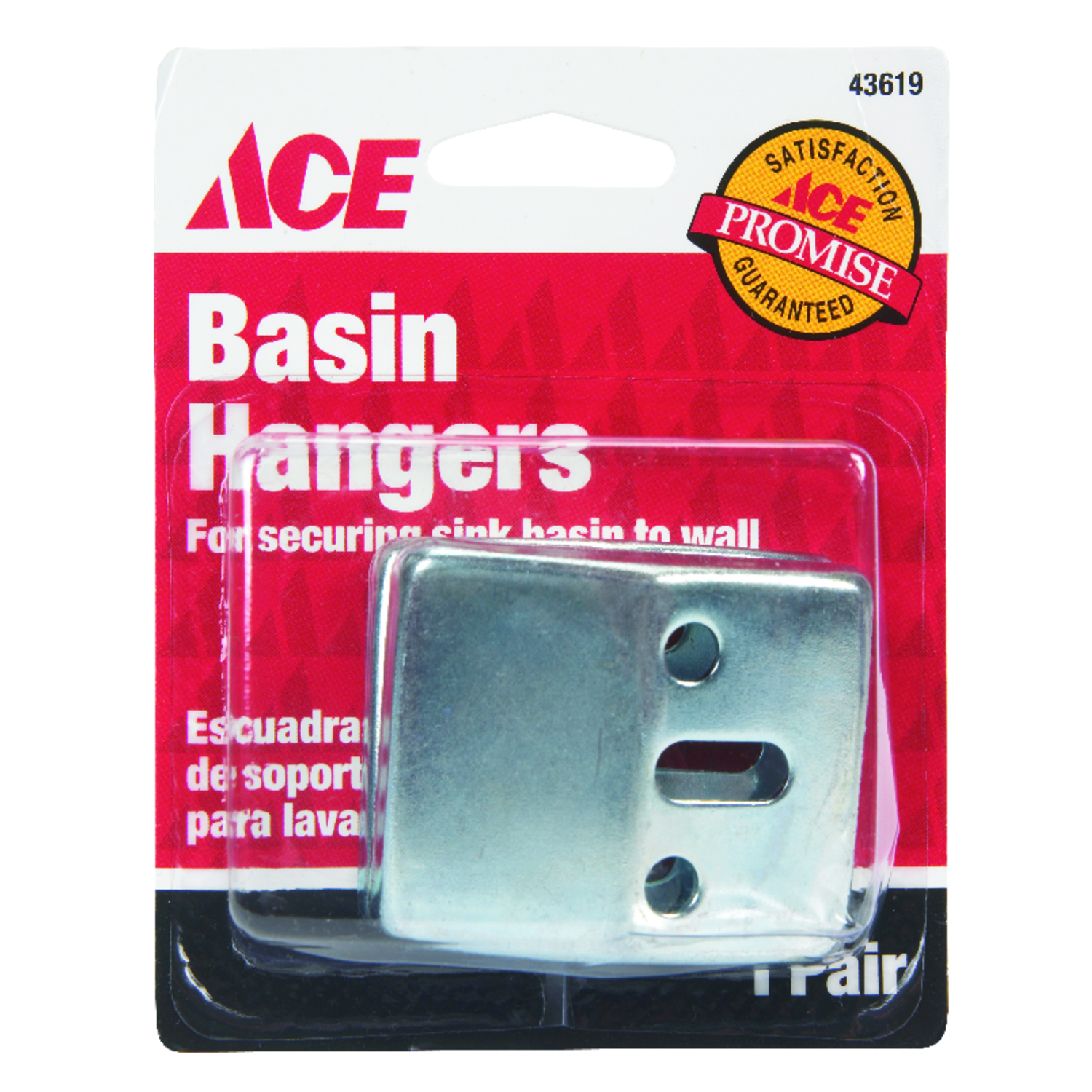 Ace  Basin Hangers  Steel
