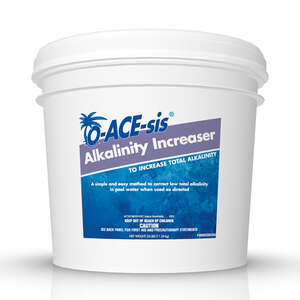 O-ACE-sis  Alkalinity Increaser  25 lb.