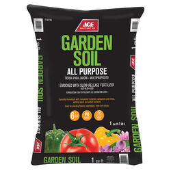 Ace Organic All Purpose Garden Soil 20 lb.
