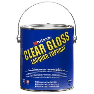 Plasti Dip  Gloss  Clear  Lacquer Topcoat  1 Gallon