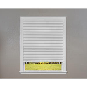 Redi Shade  White  Temporary Window Shade  36 in. W x 72 in. L