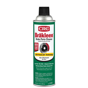 CRC  Brakleen  Brake Parts Cleaner  20 oz.