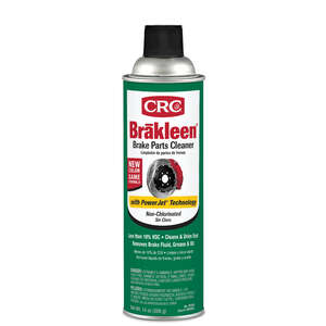 CRC  Nonflammable Brake Cleaner  20 oz.