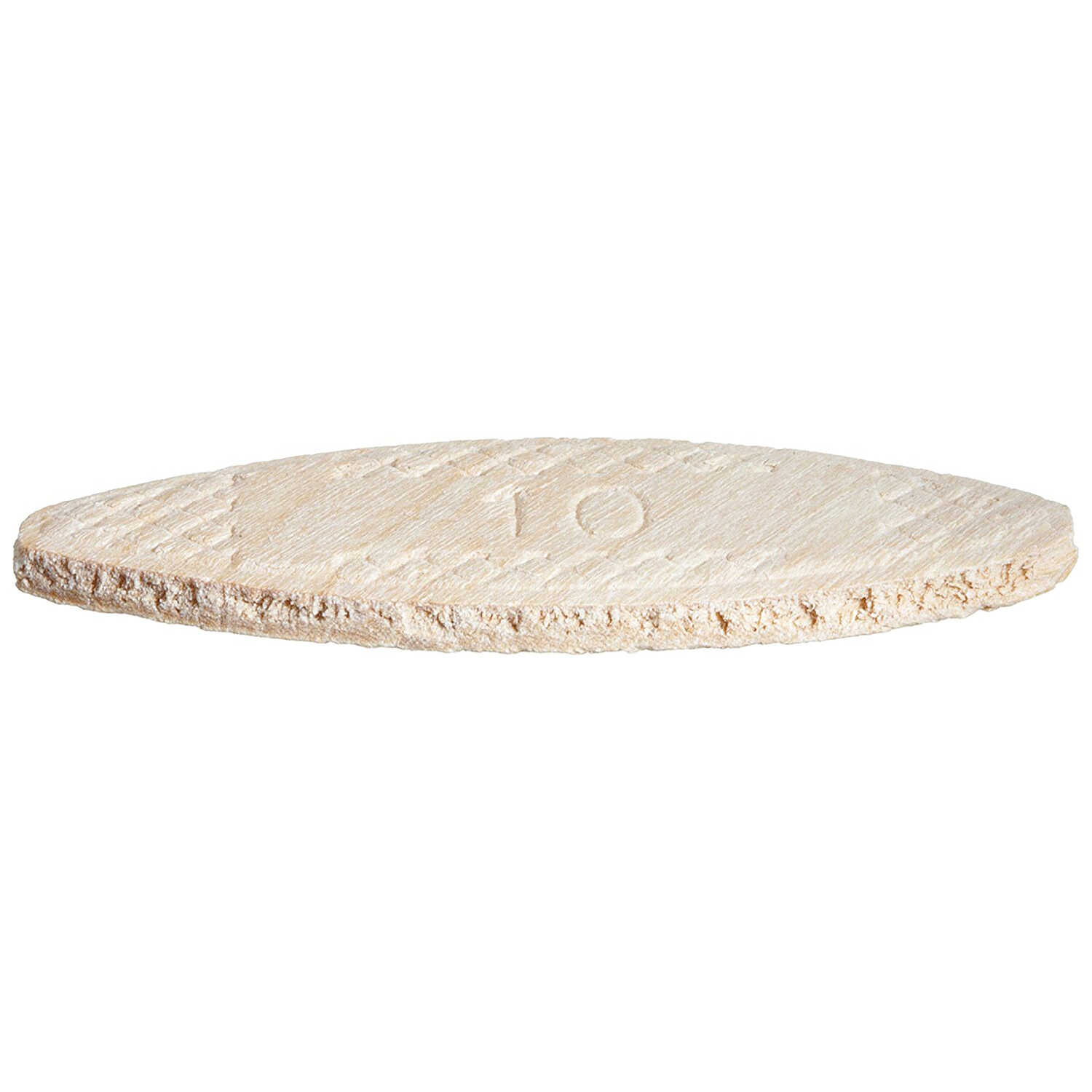 Wolfcraft  Hardwood  No.10  Biscuits  Ivory  50 pc.