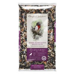 Audubon Park Songbird Selections Chickadee and Nuthatch Fruits And Nuts Wild Bird Food 5 lb.