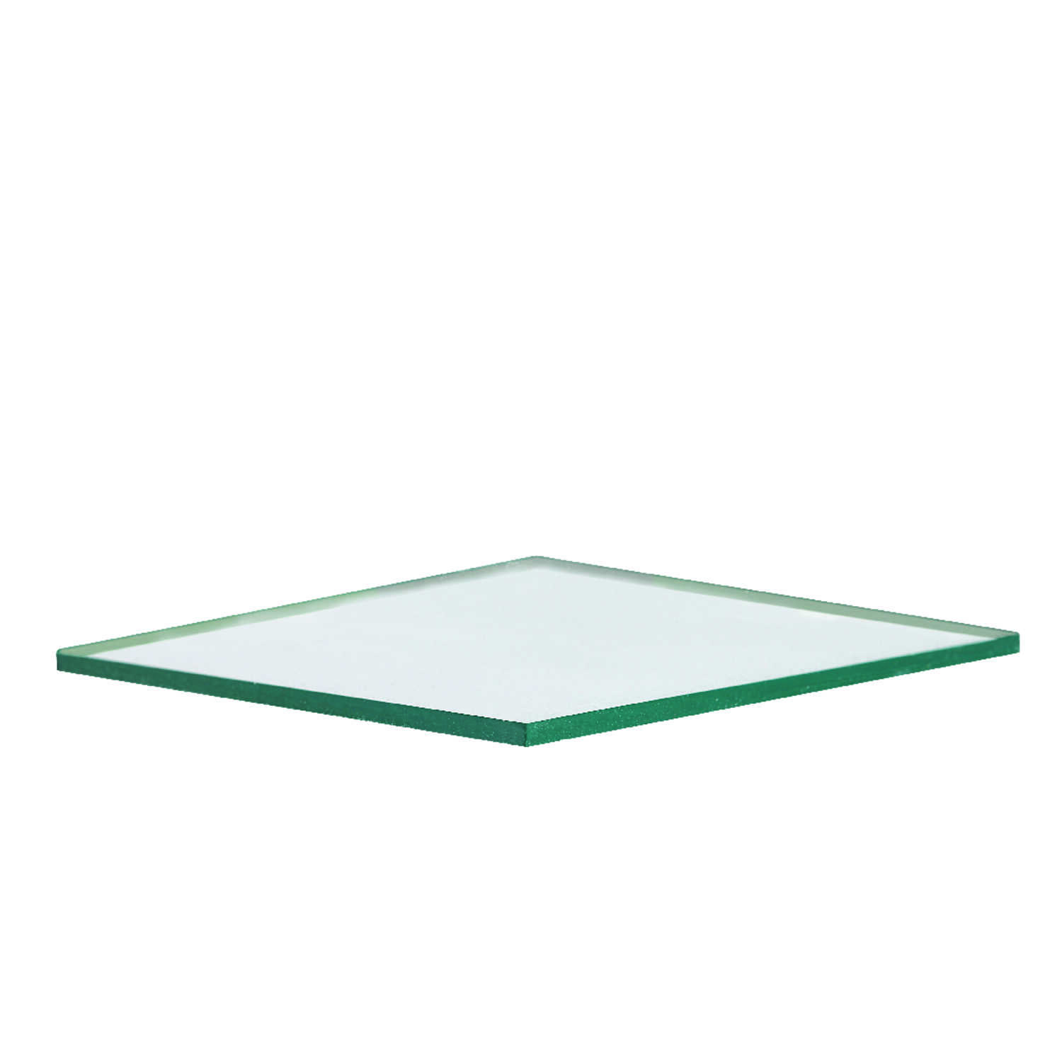 Aetna Glass  Clear  Single  Float Glass  12 in. W x 10 in. L x 2.5 mm