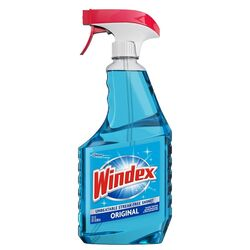 Windex  Original  No Scent Glass Cleaner  23 oz. Liquid