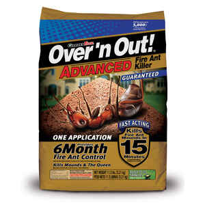Sevin  Over n Out Advanced  Fire Ant Killer  11.5 lb.