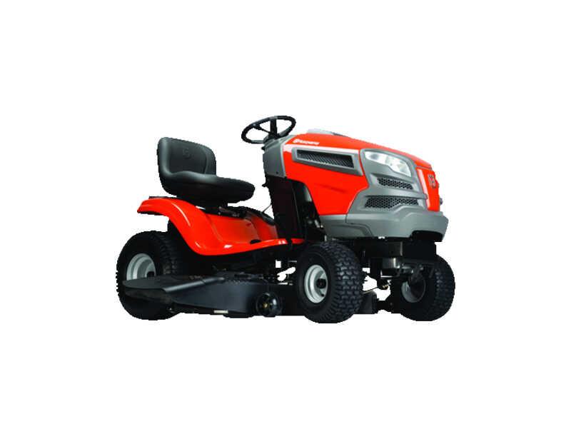 Husqvarna YTH22V46 46 in  W 724 cc Mulching Capability Lawn Tractor