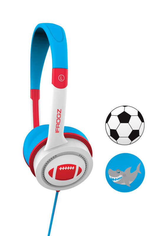 iFrogz  Little Rockerz  Headphones  1 pk