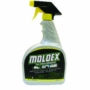 Moldex  Mold Killer  No Scent Disinfectant Spray  32 oz. Liquid