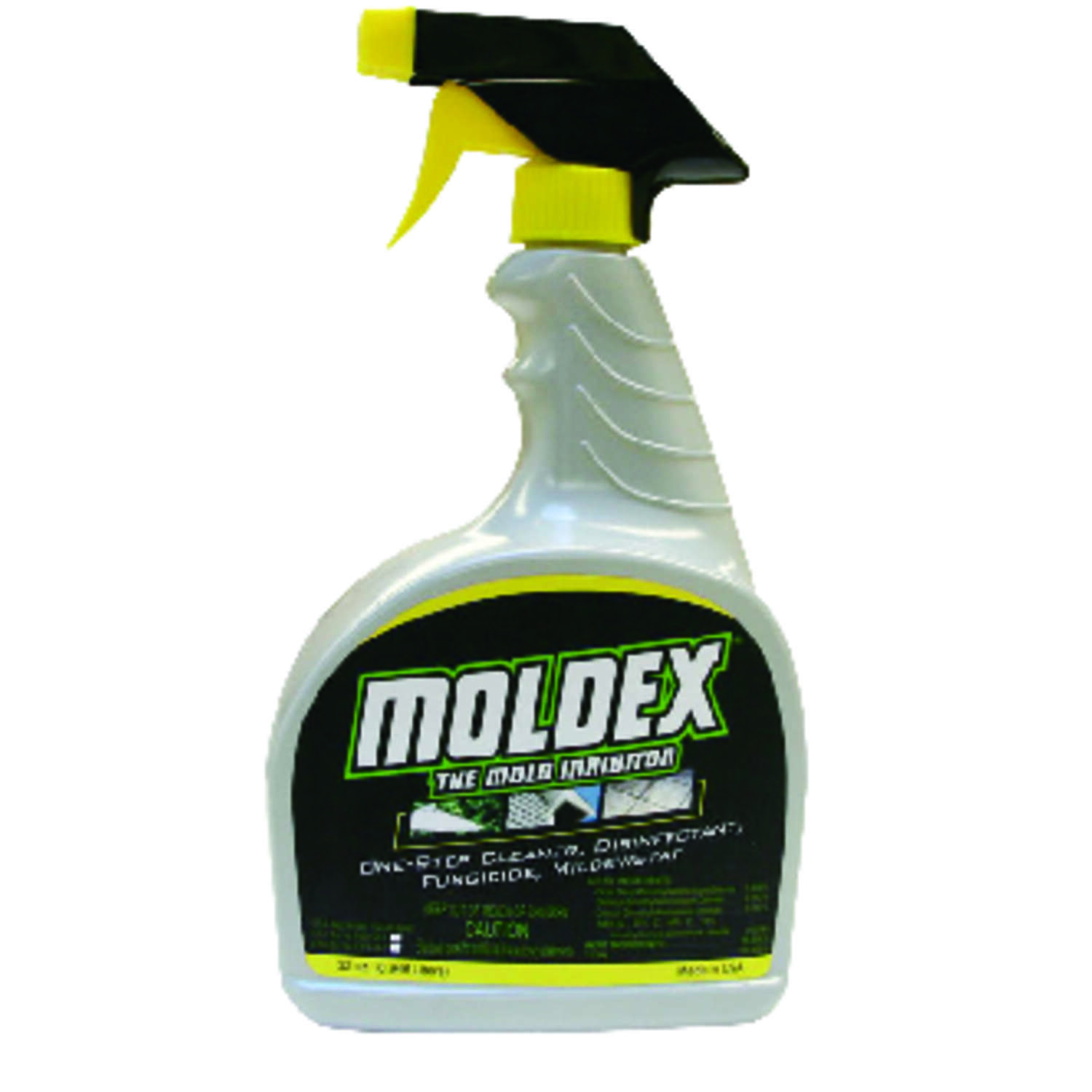 Moldex  Mold Killer  No Scent Disinfectant Spray  32 oz.