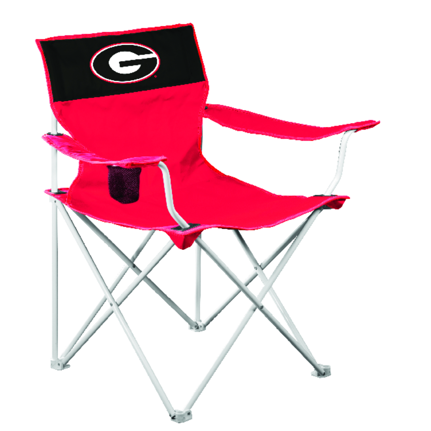 Logo Brands  Collegiate Team Canvas Chair  Sport