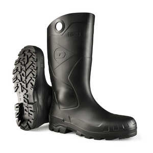 Onguard  Male  Size 4  Black  Waterproof Boots